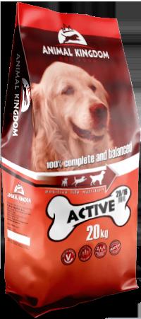 Hrana za pse ACTIVE